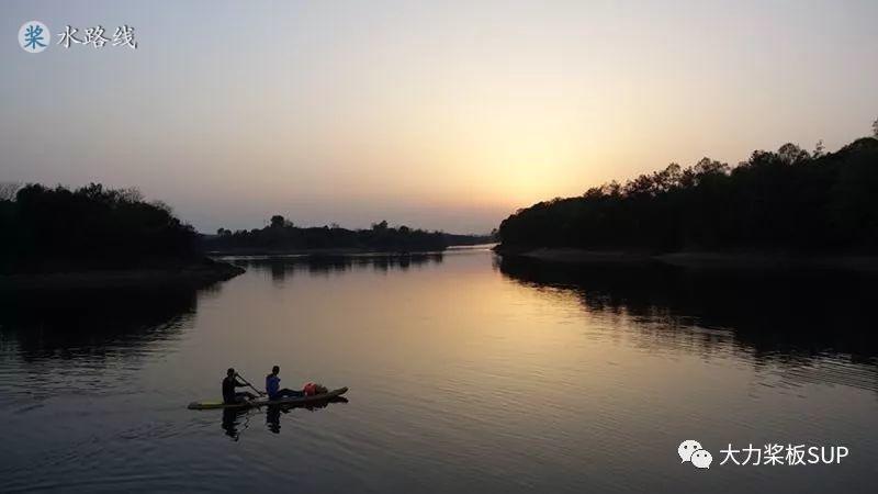 水路线 -2019-4-1 周一,(湖南·湖北)SUP桨板·精彩视频·照片集锦!