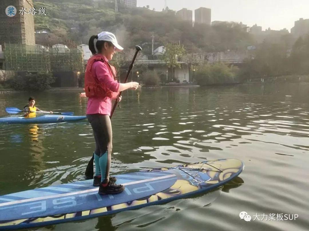 水路线 -2019-3-28 周五,SUP桨板·精彩视频·照片集锦!