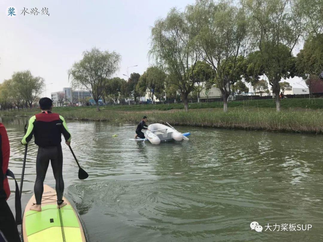 水路线 -2019-4-3 周三,SUP桨板·精彩视频·照片集锦!