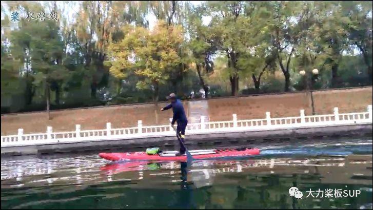 水路线 -大力桨板视频教学-12分钟讲解核心肌肉群发力划桨,解决长途划腰疼问题。