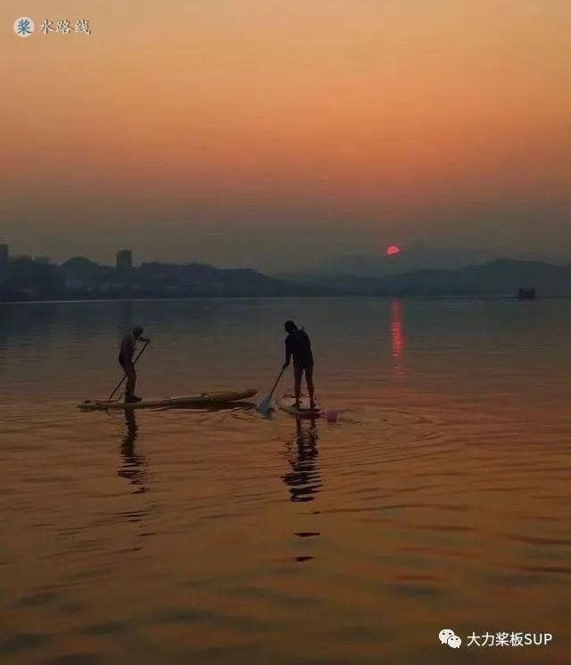 水路线 -2019-3-23 周六,SUP桨板·精彩视频·照片集锦!