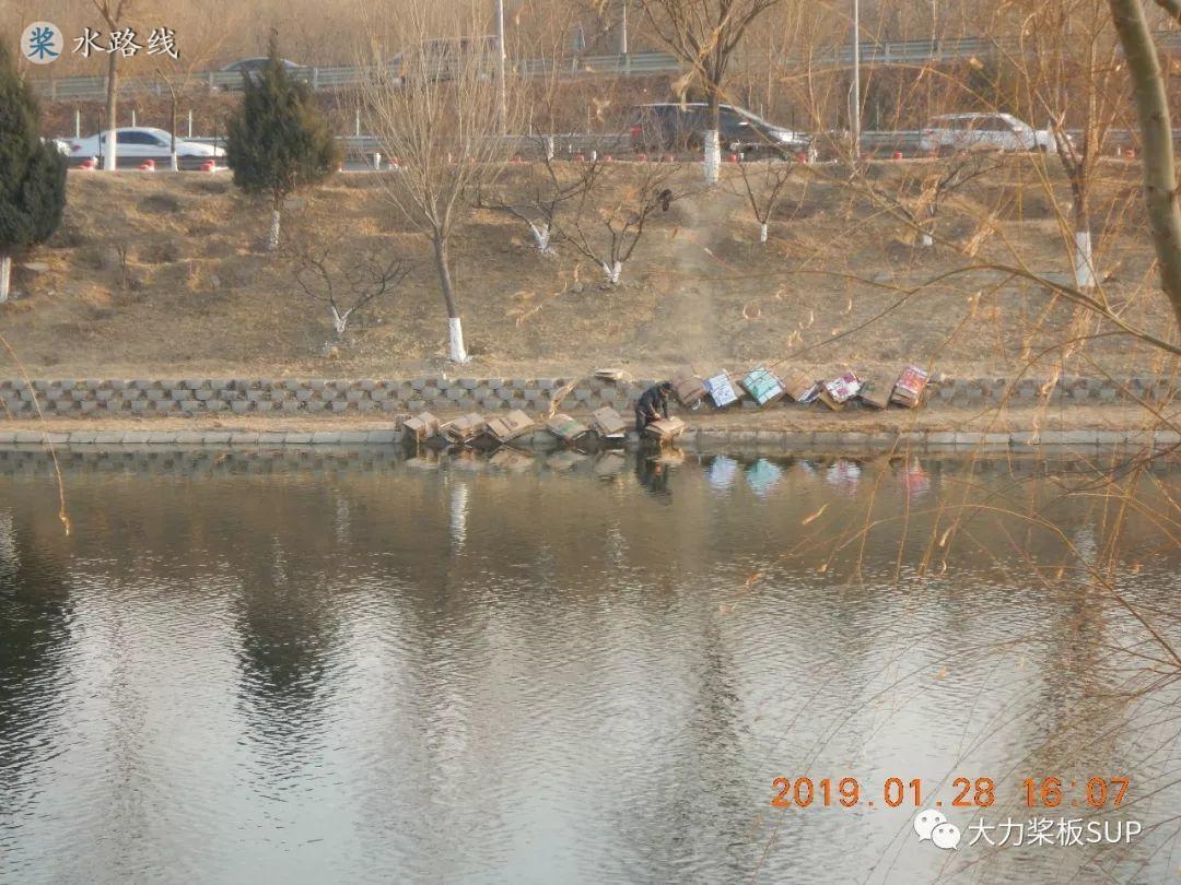 水路线 -大力桨板-北京·京城水系·清河·SUP桨板指南