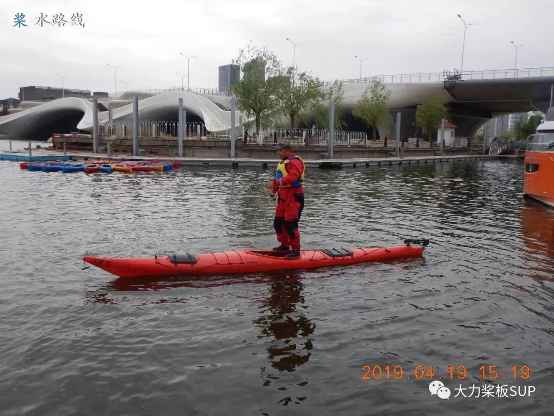 京杭大运河起点!水路线和大力桨板公众号~应邀探访《舟际桨板皮划艇基地》- 水路线