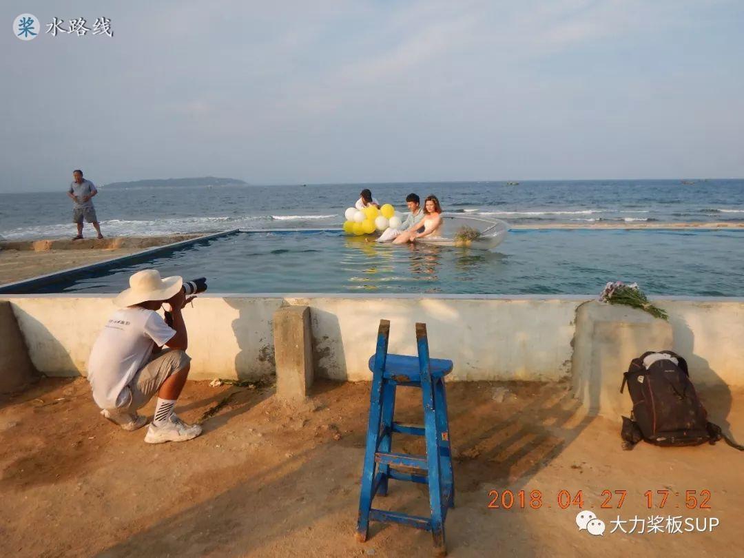 水路线 -SUP桨板 海划指南系列--(海南三亚-后海湾)