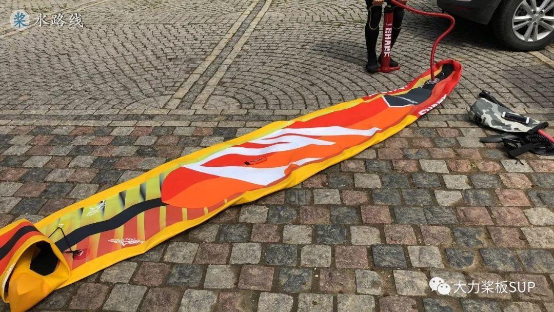 水路线 -大力桨板SUP-山东威海桨友·海划跳岛-刘公岛&日岛!