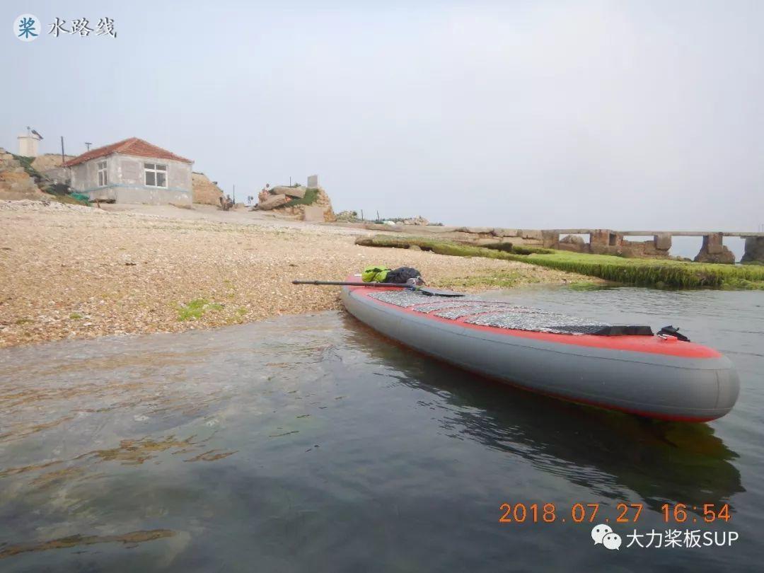 水路线 -SUP桨板 海划跳岛指南系列--(刘公岛-日岛)